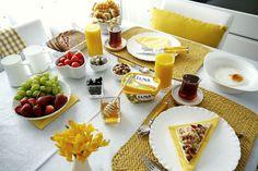 Turkish Breakfast Turkish Breakfast, Tea Party, Tables, Cheese, My Favorite Things, Woman, Elegant, Food, Breakfast
