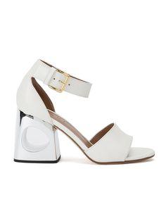 Marni Block Heel Sandals - L'eclaireur - Farfetch.com