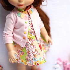 Doll clothes for Disney animator doll 16 . by RabbitinthemoonThai