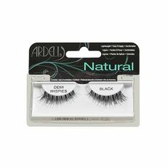 Ardell Natural Lashes Demi Wispies in Black