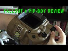 Fallout 4 Pip-Boy Review: In-depth and Hands-On - YouTube