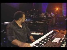 George Duke (1946 - 2013) feat. Gabriela Anders - Brazilian Love Affair. Taken from the album Casino Lights '99 - live at Montreux Jazz Festival