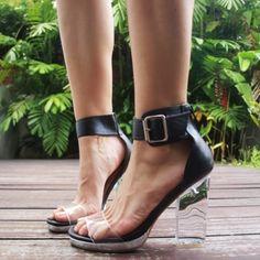 Sexy Jeffery Campbell soirée heels Brand new in box Jeffrey Campbell Shoes Heels