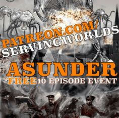 All 10 eps of ASUNDER in 5 days. Free.