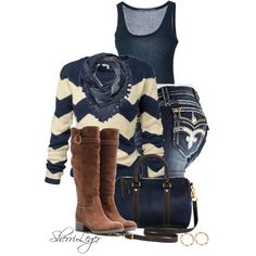 Untitled #533, created by sherri-leger on Polyvore