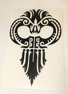 what are polynesian tattoos called Hawaiian Designs, Polynesian Designs, Truck Window Stickers, Window Decals, Hawaiian Islands Map, Helmet Drawing, Helmet Tattoo, Helmet Logo, Hawaiian Tribal Tattoos