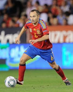 Andres Iniesta probably does not need any kind of presentation, as we are talking about the player that brought the first World Cup title to Spain with a great goal at WC 2010 in South Africa.