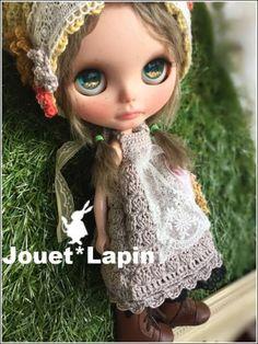 ◆ Jouet * Lapin ◆ custom Blythe Blythe forest girl Admin - Auction - Rinkya! Japan Auction & Shopping