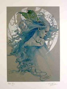 BLUE FAY  by Ed Org