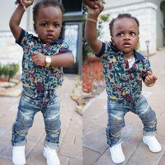 Boss Baby Kaiser 💪🏼💙 Nique & King Did That 💙💪🏼 Cute Baby Boy, Baby Boys, Cute Babies, Jordan Shoes Girls, Girls Shoes, King Do, Beautiful Black Babies, Asian Love, King Baby