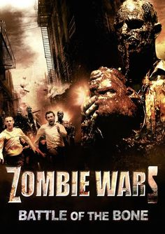 ZOMBIE WARS: BATTLE OF THE BONE. Released by Eagle One Media. Directed by George Clarke. Starring Shane Todd, Alan M. Crawford, and Laura Jenkins. Released on DVD on August 19, 2014.