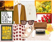 """""""Waiting for Spring"""" by melinamorel on Polyvore"""