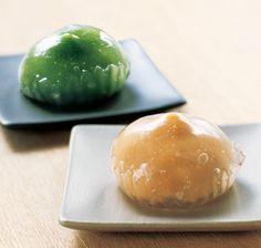 Wagashi Kyoto 東山茶尞  「水まんじゅう」