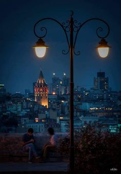 IstanbuLights at the Galata Tower