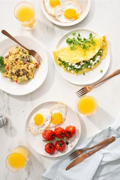A long weekend breakfast spread with the family? Sounds like an ideal Thanksgiving to us! Egg Recipes, Long Weekend, Quick Easy Meals, Thanksgiving, Dinner, Breakfast, Desserts, Food, Morning Breakfast