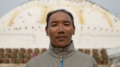 Nepali Kami Rita Sherpa, 48, is hoping to break the record for most successful climbs of Everest.