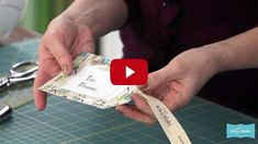 Riley Blake Designs presents Cindy & Jina demonstrating how to make Fabric Tags—Subscribe to our newsletter at http://www.rileyblakedesigns.com/newsletter/