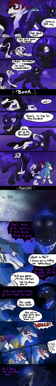 The Beginning of an Era Page 25 by Loopy44 on DeviantArt