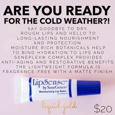 Emily - distributor 415122 The cold front is here - are your lips ready? I've got some ready to ship or deliver to you! #mysouthernbellestyle #lipsense #lips