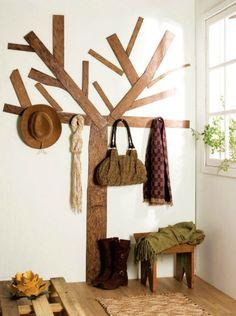 Decoracion casa on pinterest creative photo frames - Objetos rusticos para decoracion ...