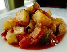 Zucchini Tomato Side Dish :http://bowl-me-over.com/zucchini-tomato/
