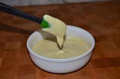 How to make Wasabi Aioli for fish, shrimp, and/or seafood tacos!