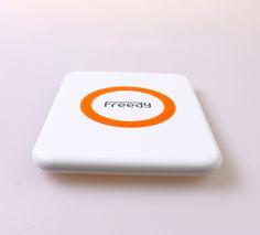 Freedy Mini Wireless Charger, Freedy 2015 New Product #WirelessChareger #FreedyWireless #MiniCharger #MiniWirelessCharger
