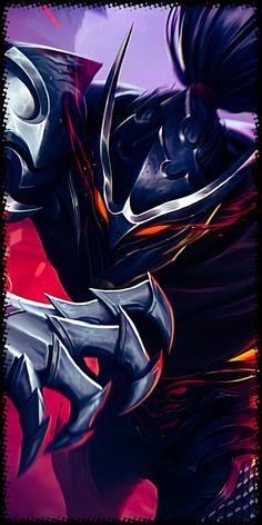 Hayabusa - Shadow of Obscurity Mobile Legend Wallpaper, Hero Wallpaper, Screen Wallpaper, Cool Black Wallpaper, Miya Mobile Legends, Alucard Mobile Legends, Ninja Art, Renz, Spiderman