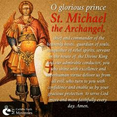 St.Michael the Archangel