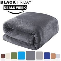#cool #Balichun Bedding brings you luxurious super soft Polar Fleece Blanket at an affordable price. It is perfect for snuggling with family while enjoying a hot...
