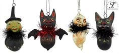 Little Ghouls Ornaments | Christmas Traditions