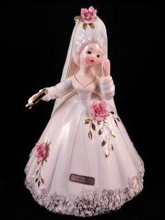 Josef Originals Figurine XVIII Century French Series MARIE  - RARE and lovely!