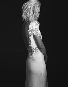 Rime Arodaky - Robes de mariees sur mesure - Paris - collection 2015 - Robe Solane | la mariee aux pieds nus