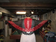 #crochet #intarsia #Icarus