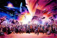 Star Wars Expanded Universe'e Balıklama Dalış!