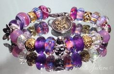 spirit of Aurora from a collector on Trollbeads Gallery Forum!  Join us if you love Trollbeads!!