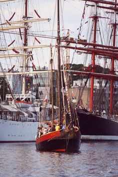 Tall Ships Races 2015