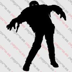 Pegame.es Online Decals Shop  #dead #halloween #fear #monster #zombie #vinyl #sticker #pegatina #vinilo #stencil #decal