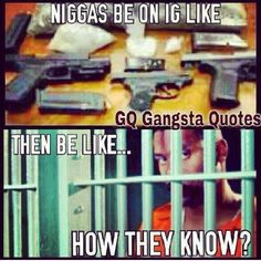 Ha Gangsta Quotes, Ghetto Fabulous, Cant Breathe, Real Talk, Gq, Laughter, Humor, Memes, Humour