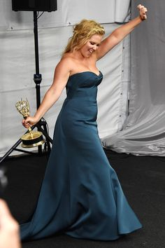 September: Amy Goes for Gold | How Amy Schumer Fought a Year-Long Battle for Women . . . and Won Amy Schumer Body, Comedian Amy Schumer, Amy Shumer, Kelly Brook, Girl Crushes, Hashtags, Night Looks, Celebs, Celebrities