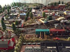 Ho Scale Train Layout, Train Layouts, Model Trains Ho Scale, Upstate New York, Times Square, Travel, Viajes, Destinations, Traveling