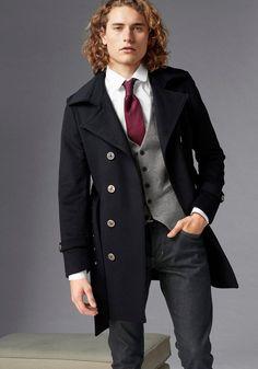 898db78d1489 7 besten TrenchCoat Style Bilder auf Pinterest   Anziehen, Jacken ...
