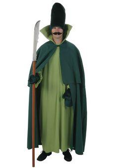 Adult Emerald City Guard Costume - Wizard of Oz Halloween Costumes