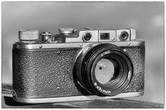 Zorki 1 (1952) & Jupiter 8 50mm / f2