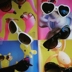 Sunglasses Galore at Lilies & Dreams instore now!