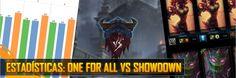 Estos últimos meses hemos podido disfrutar de dos modos de juego alternativos que han dado una vidilla extra a League of Legends.