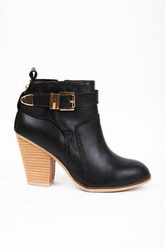 Report Footwear Osprey Booties $129 at www.tobi.com