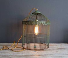 Idée de lampe.