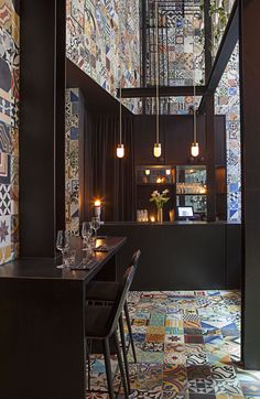 Llama Restaurante Sudamericano in Copenhagen by KILO and BIG 8 South American Flavors Shaping Modern Restaurant Design in Copenhagen