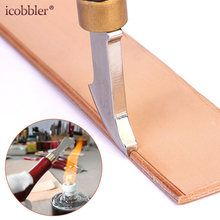 Online Shop DIY Leather Sewing Tool Leather Hand Sewing Machine Waxed Thread for Leather Craft Edge Stitching Belt Strips Shoemaker Tools Diy Leather Tools, Leather Working Tools, Leather Diy Crafts, Sewing Leather, Leather Bags Handmade, Leather Projects, Leather Tooling Patterns, Leather Pattern, Sewing Machine Thread